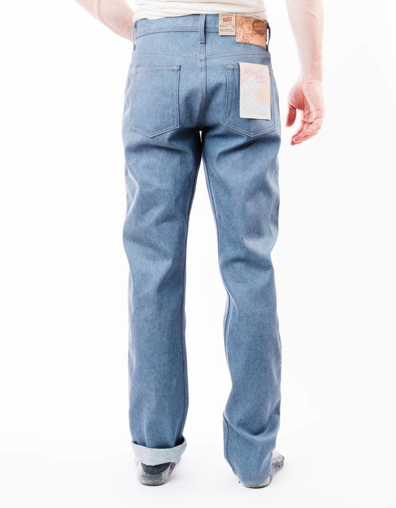 NAKED & FAMOUS RECYCLED YARN SELVEDGE WEIRD GUY