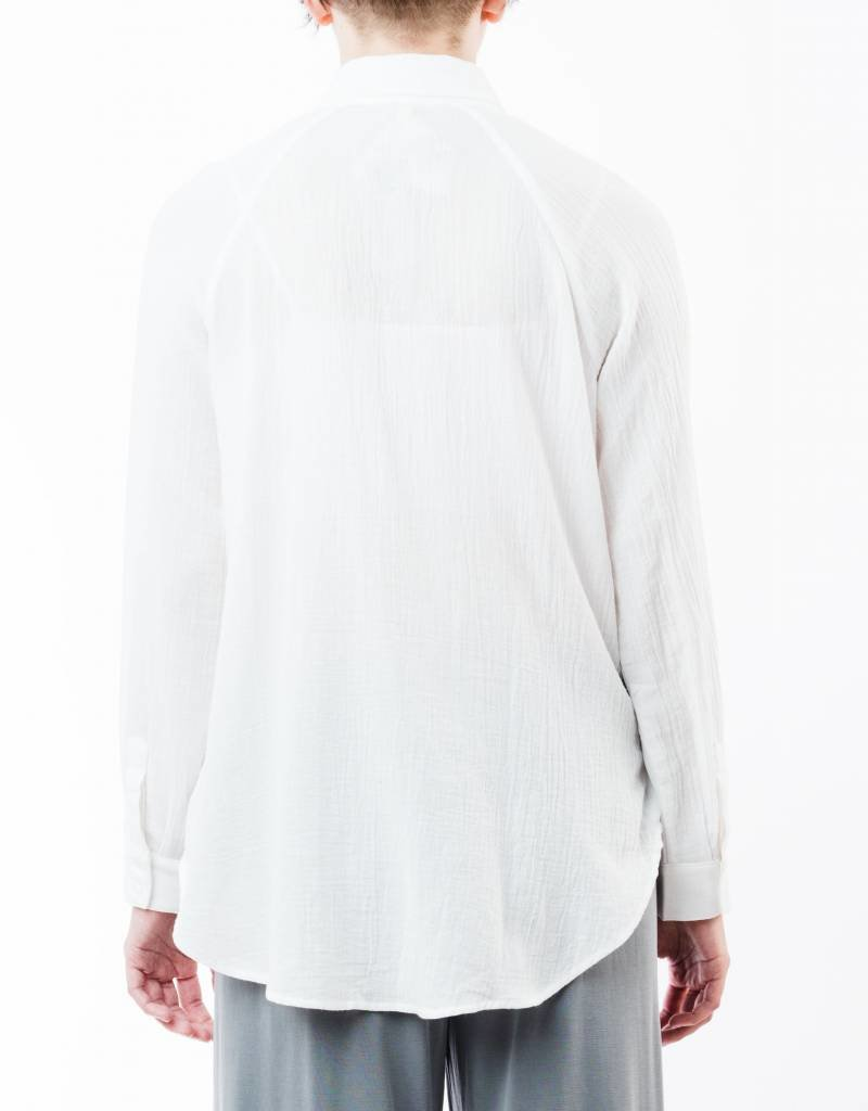 MYSTREE EMBROIDERED RAGLAN SHIRT