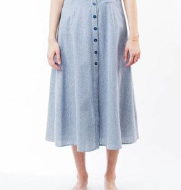 JACK LATIFAH SUSPENDER SKIRT