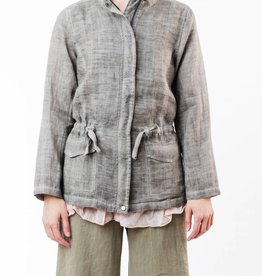 MYSTREE WASHED LINEN JACKET