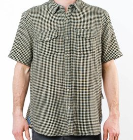TRUE GRIT SOHO CHECK SHORT SLEEVE