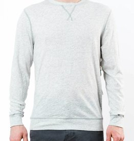 TRUE GRIT LIGHTWEIGHT SOFT SLUB SWEATSHIRT