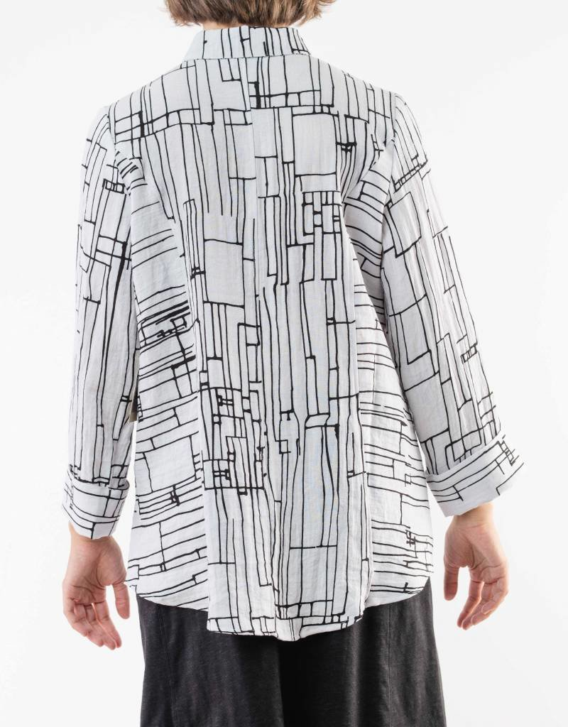 HABITAT SHAPED SHIRT