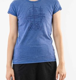 BACK COUNTRY WOMEN'S TEE
