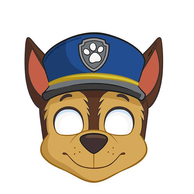 Luscious image regarding paw patrol printable masks