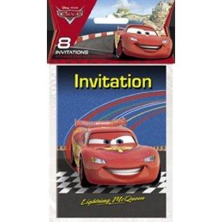 Disney Cars Invitations AZ Rentals - Classic car invitations