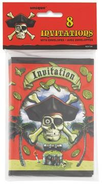 bounty pirate invitations a z rentals
