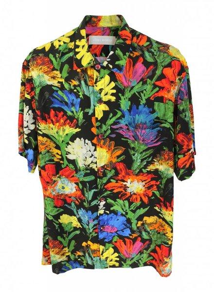 Jams World Jams Mens Retro Shirt - Dahlia