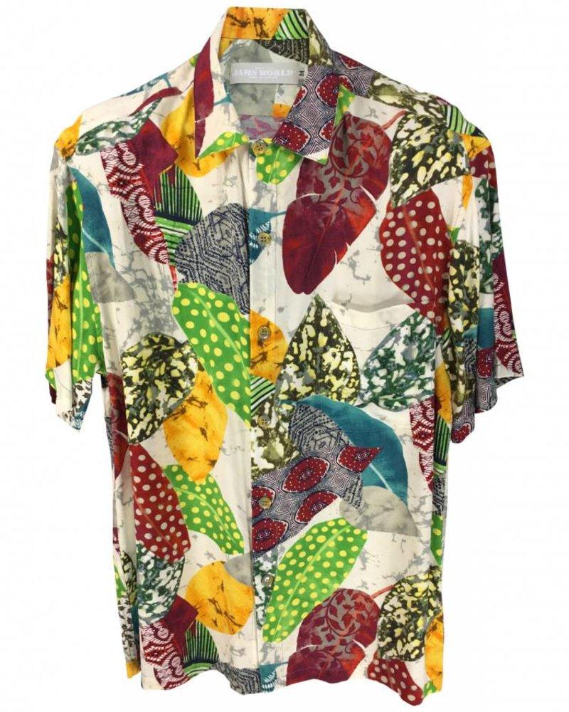 Jams World Jams World Mens Retro Shirt - Speckle