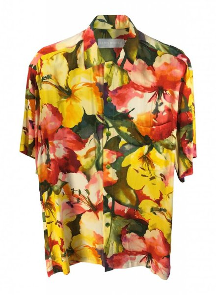 Jams World Jams World Mens Retro Shirt - Ibisco