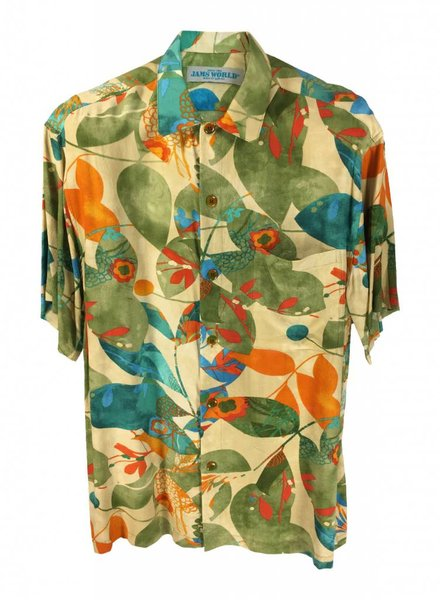 Jams World Jams World Mens Retro Shirt - Lantern Skies