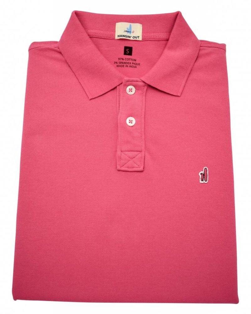 Johnnie-O Johnnie-O Duncan 2-Button Polo