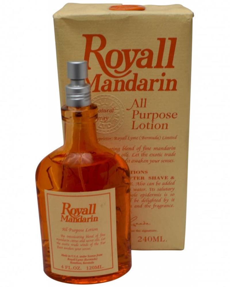Royall Lyme of Bermuda Royal Mandarin - Cologne