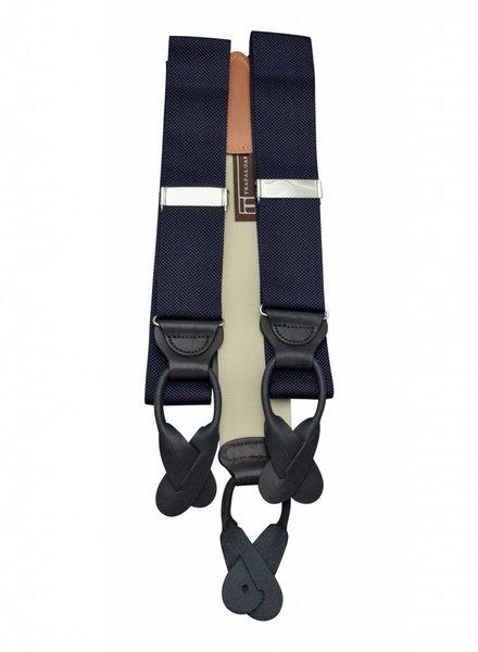 Trafalgar Trafalgar Hudson Classic Braces  - Navy