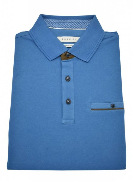 Bugatti Bugatti Polo Shirt w/Pocket