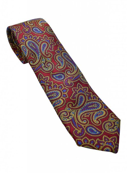 Robert Talbott Robert Talbott Best of Class Tie - Paisley