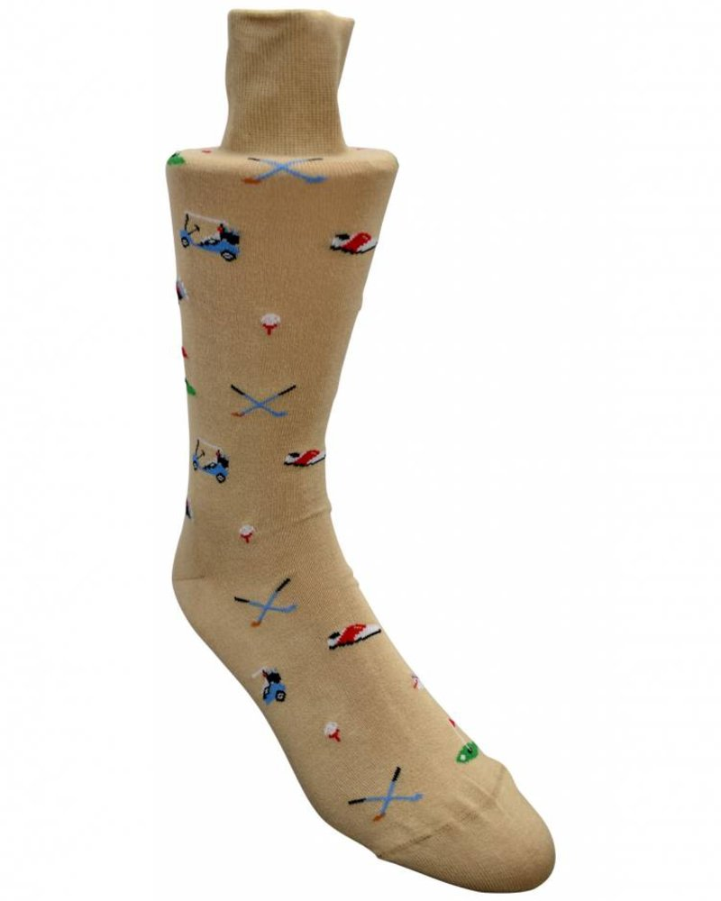 Peter Millar Socks - Beige