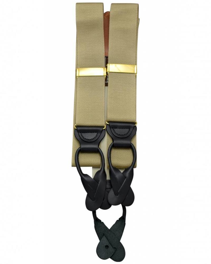 Trafalgar Trafalgar Hudson Classic Braces - Olive