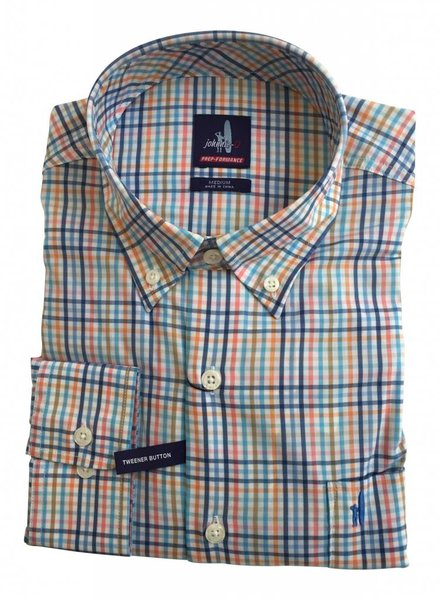Johnnie-O Johnnie-O Deacon Prep-formance Button Down Shirt