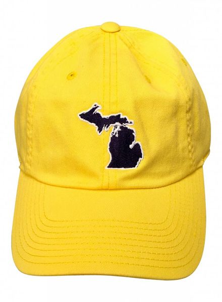 State Traditions State Traditions Maize Michigan Ann Arbor Gameday Hat