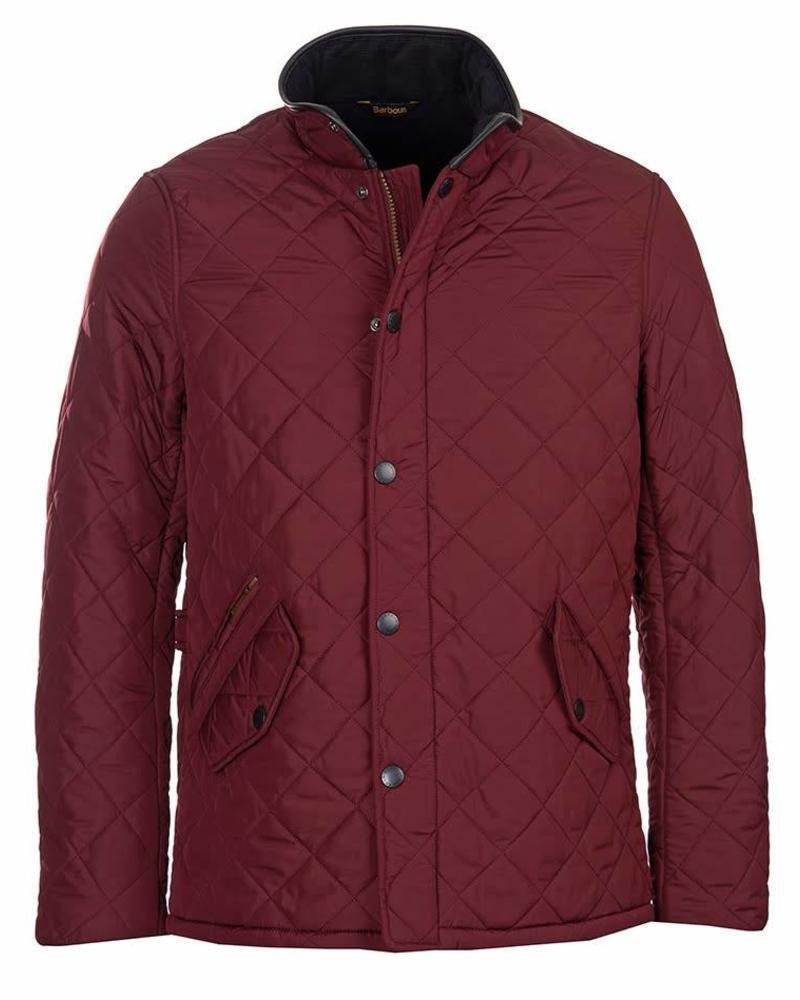 Barbour Barbour Powell Quilt Jacket - Bordeaux