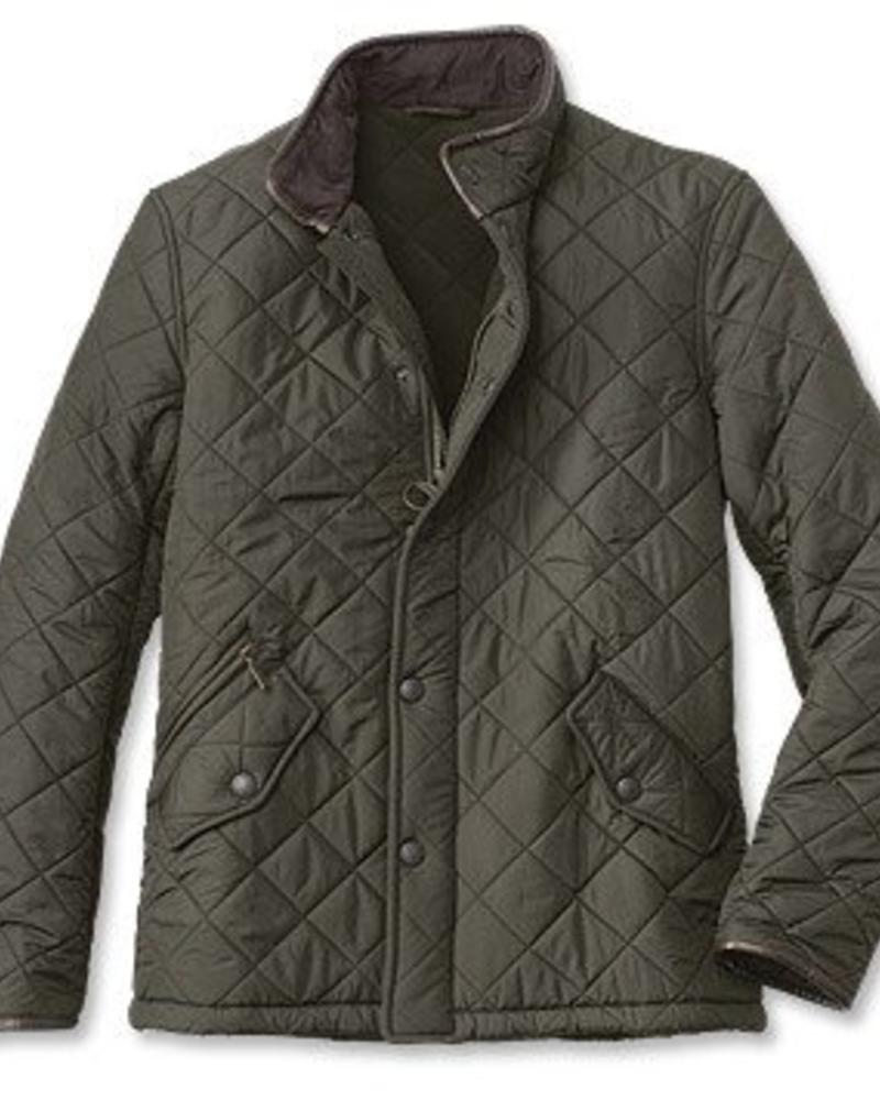 Barbour Barbour Powell Quilt Jacket - Olive