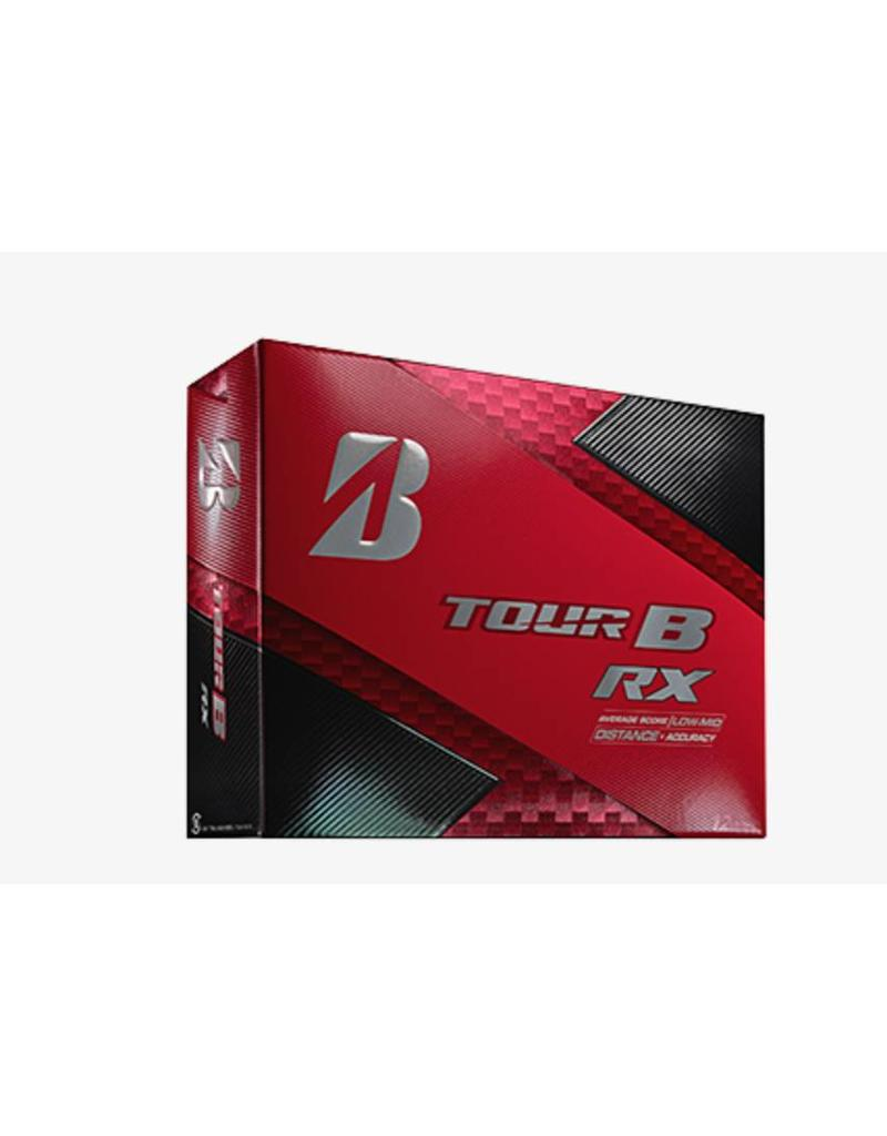 Bridgestone Bridgestone Tour B RX White 1DZ Golf Balls