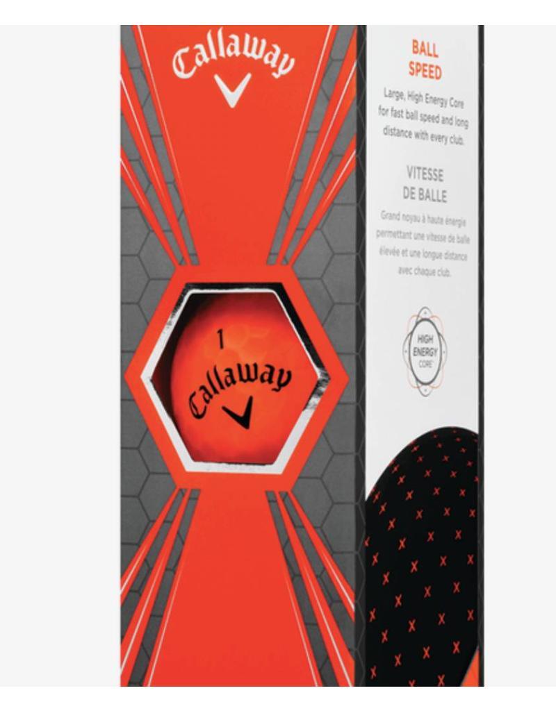 Callaway Callaway Superhot Bold 18 Orange Golf Balls - 15pk