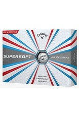 Callaway Callaway Supersoft 18 Golf Balls 15pk