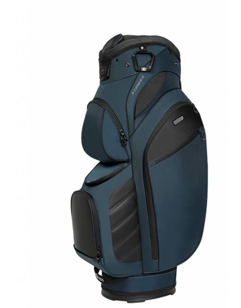 Ogio Ogio Stinger Cart Bag- Deep Sea