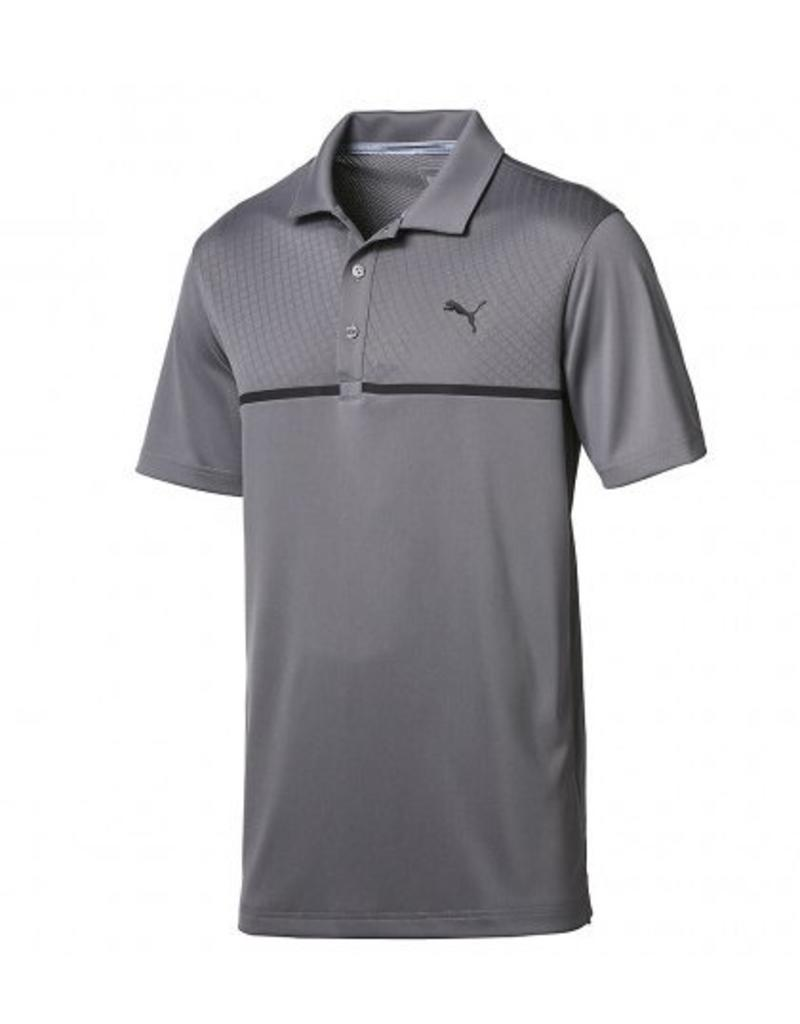 Puma Puma Nardo Gray Golf Polo
