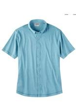 Linksoul Linksoul Anza Heathered Button-Down Shirt