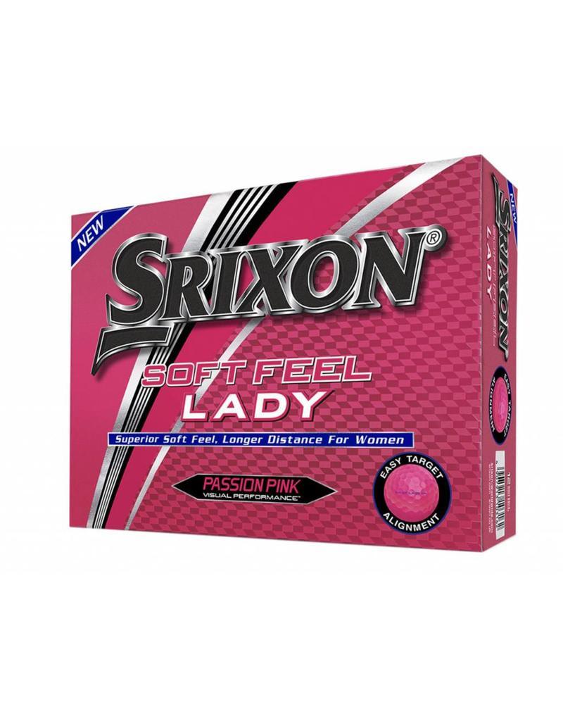 Cleveland/Srixon Srixon Soft Feel Lady Golf Balls