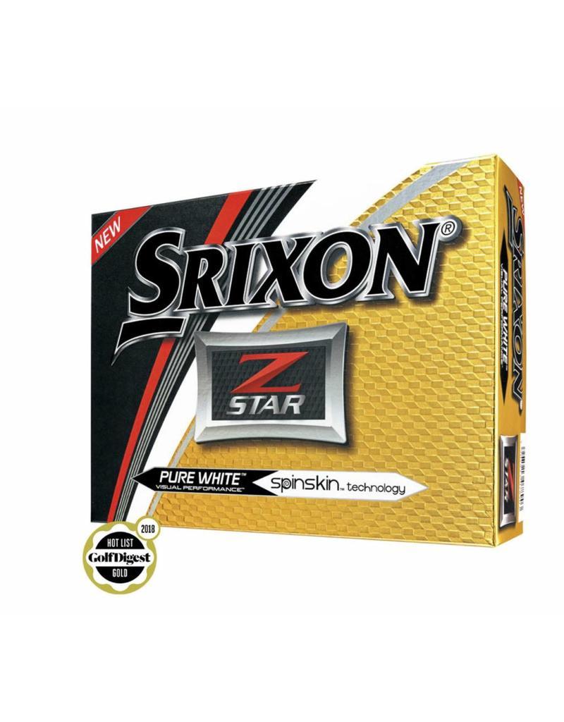 Cleveland/Srixon Srixon Z-Star Golf Balls
