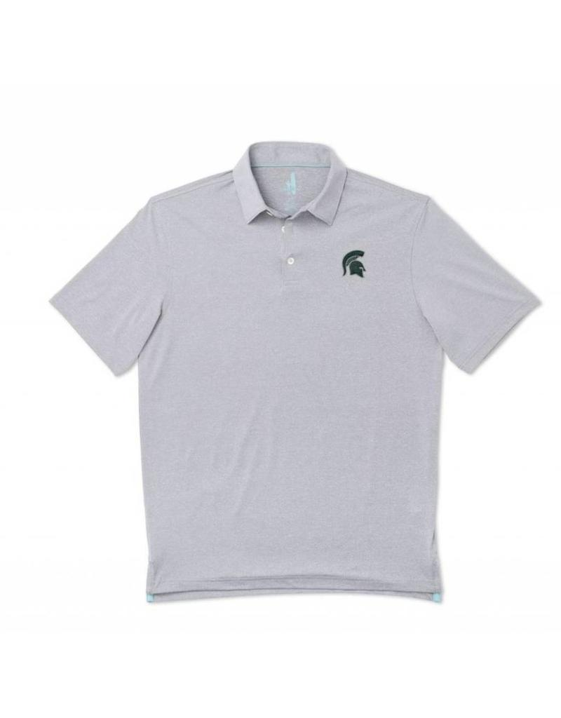 Johnnie-O Johnnie-O Michigan State Birdie Prep-Formance Polo-                   2 Colors Available!