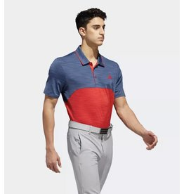 Adidas Adidas Ultimate365 Heather Polo Shirt