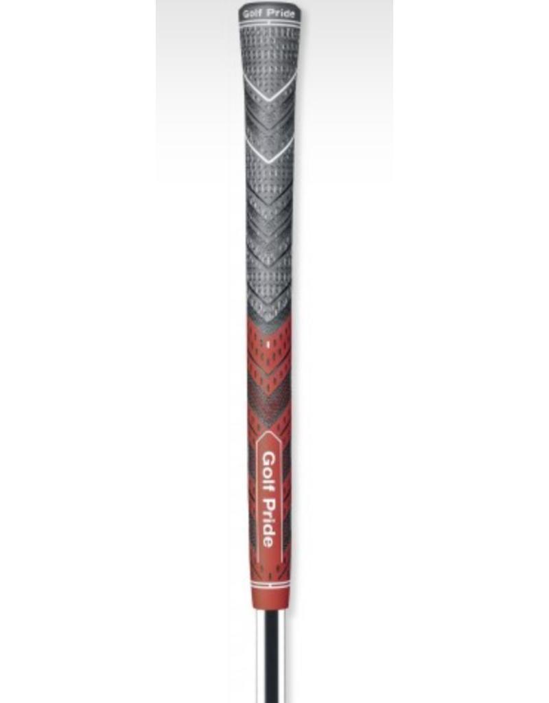 Golf Pride Golf Pride MCC+4 Standard Black and Red