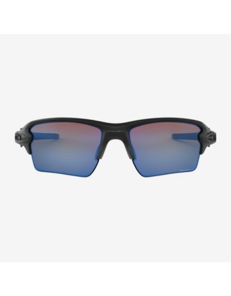Oakley Oakley Flak 2.0 XL Matte Black - Prizm Deep H20 Polarized