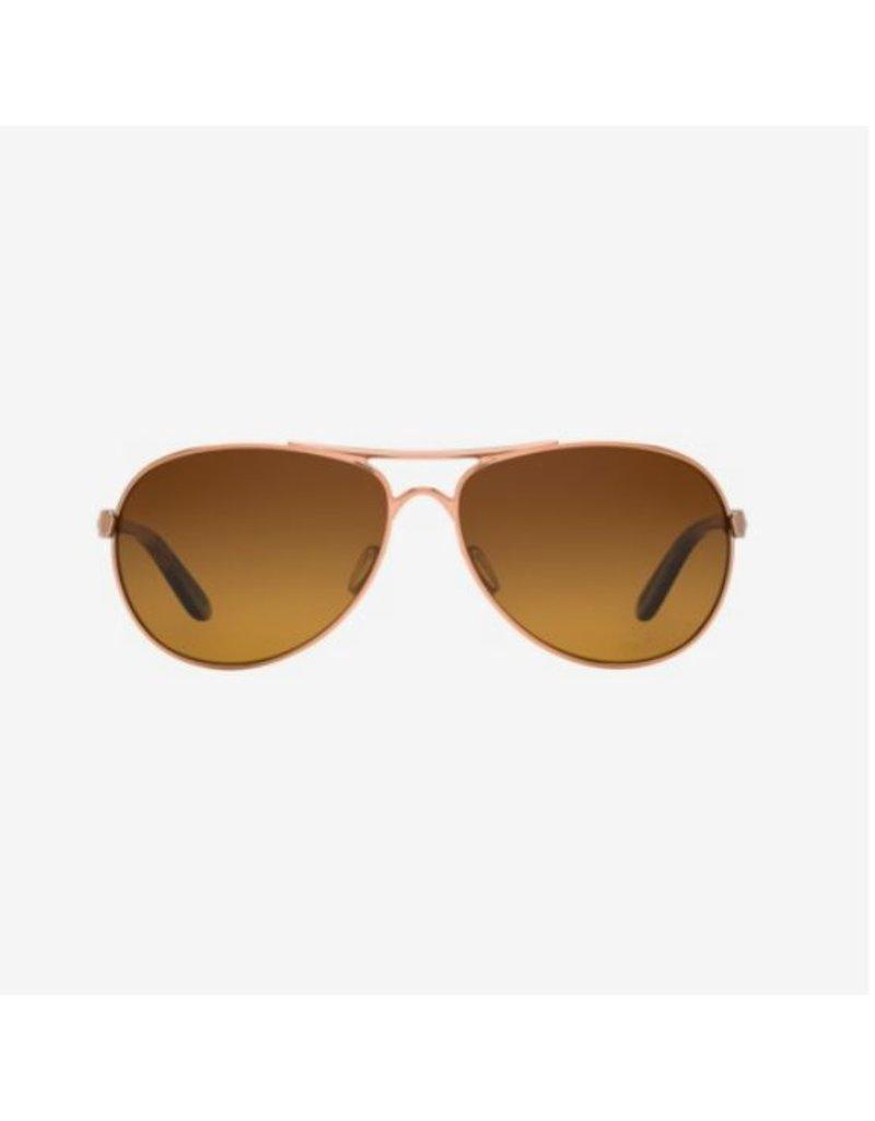Oakley Oakley Feedback Rose Gold- Brown Gradient Polarized