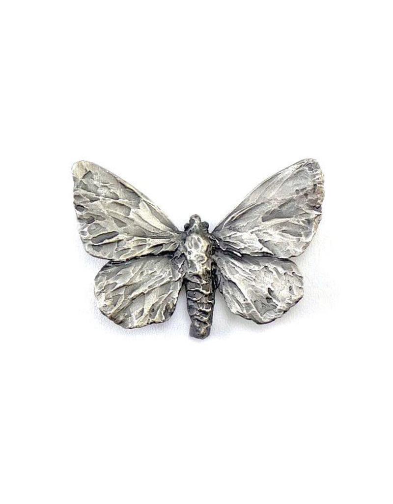 Adonis Butterfly Brooch