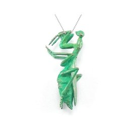 Praying Mantis Pendant