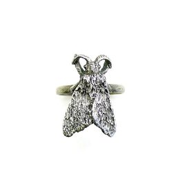 Tiger Moth Ring