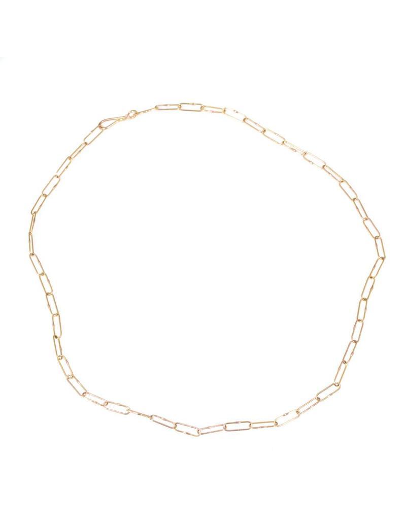 Short Links Chain in 14k Rose Gold