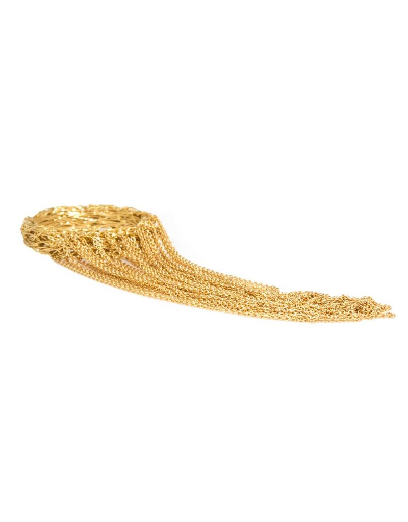 Fringe Ring in 18k Yellow Gold