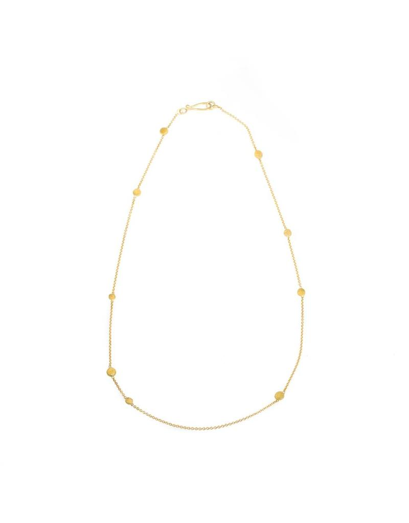 Gold Koburi Chain Necklace