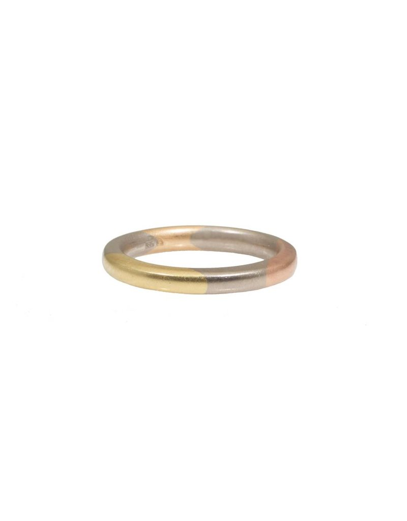 Private Consigner Three Color Ring