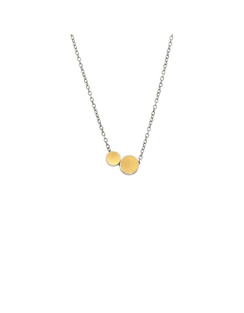 Two Dots Necklace