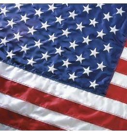 USA Nylon Sleeved Flag