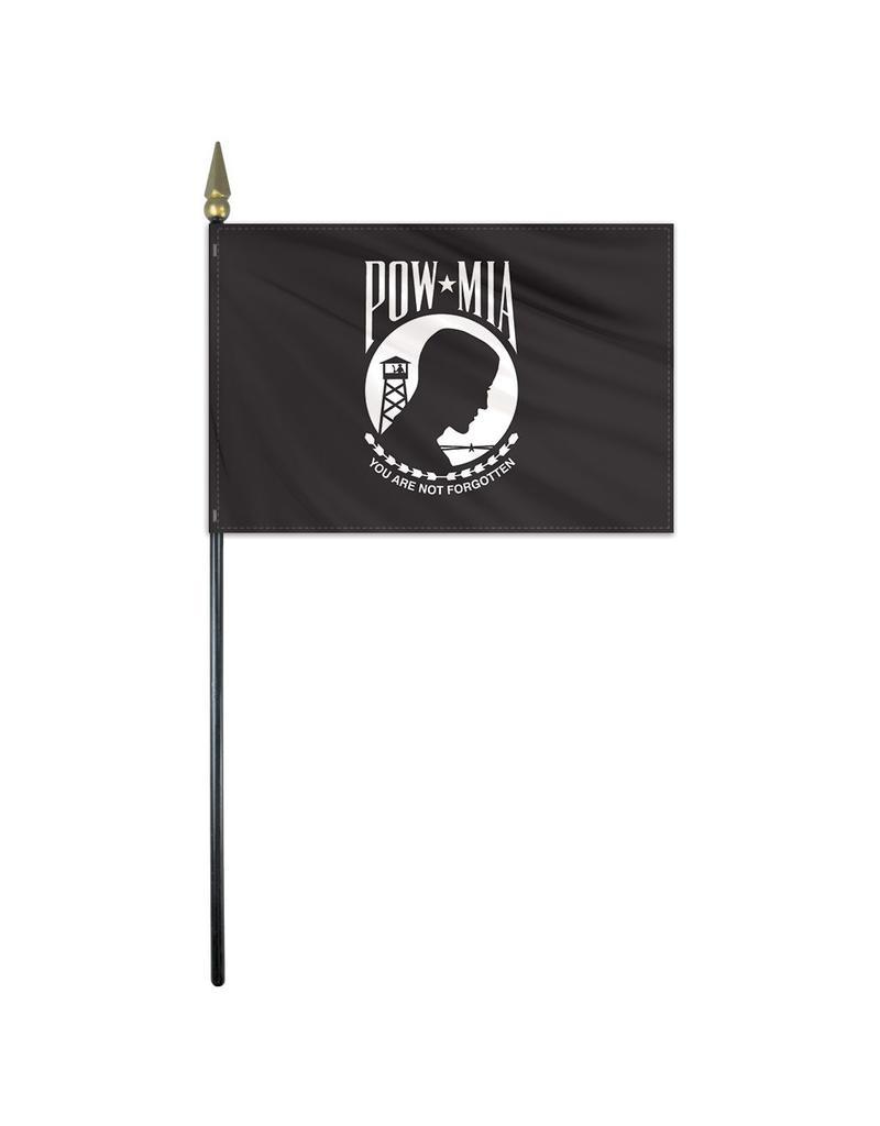 POW MIA Endura Gloss Stick Flag