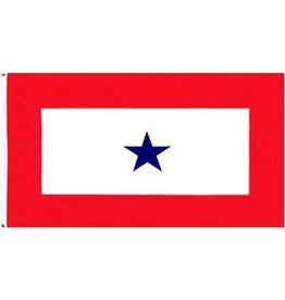Blue Star Service Star Flag
